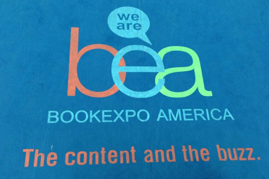Speaking #BEA15 at #UPublish!