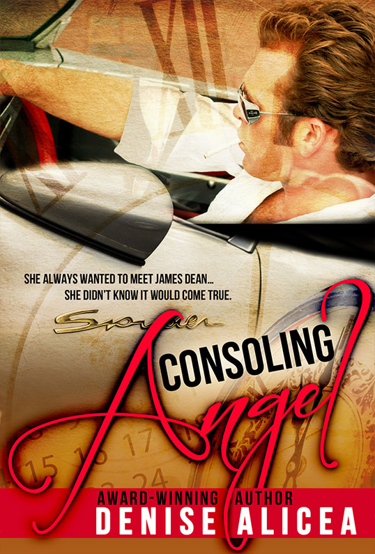 Coming Soon: Consoling Angel on Audio!