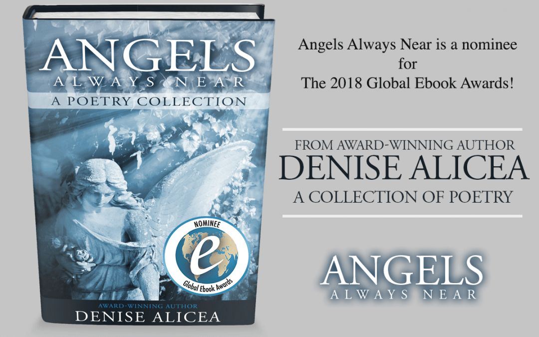 Angels Always Near is a 2018 Global Ebook Awards Nominee!