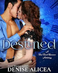 Destined is part of All Author's Cover of the Month Contest!