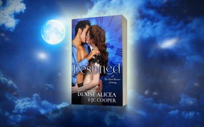 Destined is on tour with Silver Dagger Book Tours!