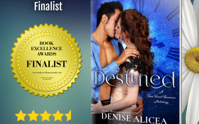 Destined Anthology is a finalist in the Book Excellence Awards!